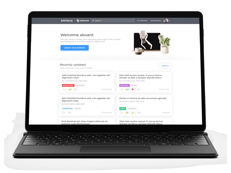 Improve_Plattform